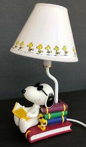 Westland/Peanuts - Snoopy & Woodstock Desk Lamp