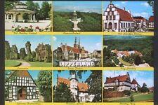 Alte Postkarte - Impressionen von Lipperland