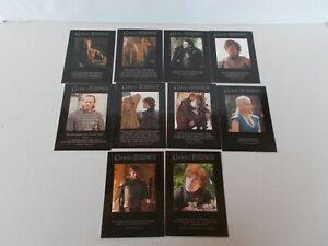 Game of Thrones Trono di Spade Lotto n. 35 Quotable card