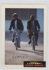 1993 Eclipse National Lampoon's Loaded Weapon 1 #81 Spokes up in Smoke Card 0b6