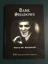 Dark Shadows by Harry M. Benshoff - Tv Milestones Series