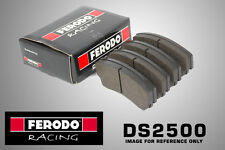 Ferodo DS2500 Racing For Citroen C2 VTS 1.6 i 16V Front Brake Pads (04-N/A BOSCH
