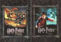 Harry Potter and the Goblet of Fire Collector Tin Card Set 2 Cards