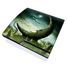 Sony PS3 Slim Console Skin - Moon Stone by John E Shannon - DecalGirl Decal