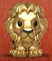 Gold Mufasa Lion King Ooshies Woolworths Disney Ooshie -Finish your collection