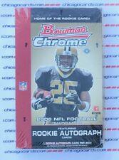 2006 Bowman Chrome HOBBY Box (Brandon Marshall RC Auto)? Brady Rodgers 1/1 Rftr?