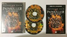 Jeu PC FPS PAINKILLER Battle Out Of Hell Expansion Pack