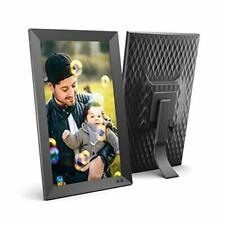 NIX 15 Inch USB Digital Picture Frame - Portrait or Landscape Stand, Full HD