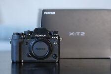 Fujifilm Fuji Xt2 Xt-2 Excellent Condition NO RESERVE Boxed