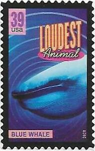 US Stamp. Wonders of America. 39 Cents. Blue Whale. Scott#4069. MNH.