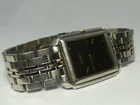 SEIKO Men's Watch 1N00 Stainless Steel - Slim - Working