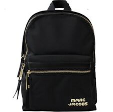 Marc Jacobs Backpack Multi Compartments Black M0014031-001 MSRP $195