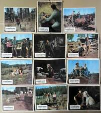 LE RANCH MAUDIT - Walker - 12 PHOTOS ORIGINALES / 12 FRENCH LOBBY CARDS
