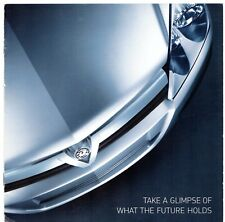 Vauxhall Astra Mk5 Hatchback 2003-04 UK Market Preview Mailer Sales Brochure