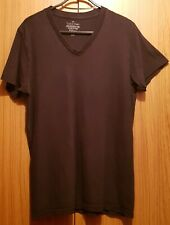 Calvin Klein Plain Black Cotton Tshirt size S/P