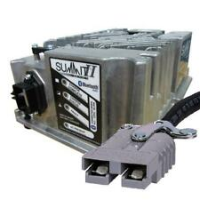 36 Volt Golf Cart Battery Charger Lester Summit Series II SB50 Grey Connector FR