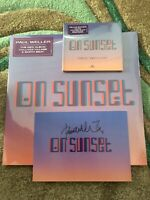 Paul Weller On Sunset Signed Bundle