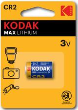 Kodak Max Lithium CR2 3V Battery Camera Torch Flash (CR2) DLCR2 KCR2 CR17355