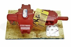 "Roper ""3600 Series"" Helical Gear Pump 4611HBF NOS"