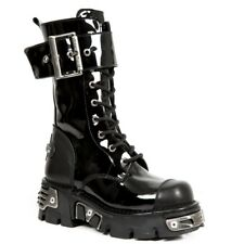 NEWROCK NR M.312 S6 Black - New Rock Boots - Unisex