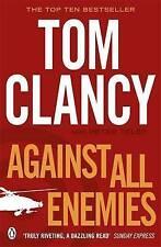 Against All Enemies by Tom Clancy, Peter Telep (Paperback, 2012)