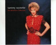 CD TAMMY WYNETTEthe definitive collectionEX+ (A3446)