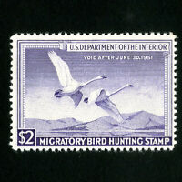 US Stamps # RW17 VF/XF Fresh OG NH