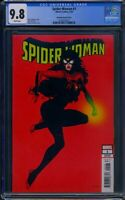 Spider-Woman 1 (Marvel) CGC 9.8 White Pages Kaare Andrews Variant