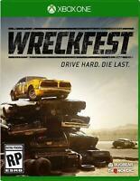 Wreckfest  Drive Hard Die Last - Xbox One - BRAND NEW SEALED