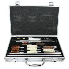 Universal Pro Gun Cleaning Kit for Pistol Rifle Shotgun - Carrying Case - 103pc