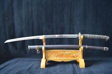 Collectable Japanese Samurai Military Sword Katana Really Sharp Blade Iron Saya