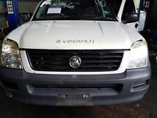 HOLDEN RODEO 2006 VEHICLE WRECKING PARTS ## V000571 ##