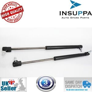 2X UNIVERSAL GAS STRUTS SPRINGS 250MM TO 600MM BOOT BONNET MULTI PURPOSE 600N