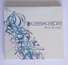KASCADE HERE & NOW MUSIC CD ALBUM OM RECORDS NEW & SEALED