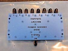 Anaren 40285 Power Divider 1-2GHz