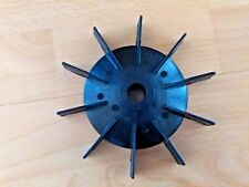 Plastic Cooling Fan Replacement Electric Motor Impeller Bore 16 mm lot of 2 pcs