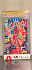 New Mutants #98 CGC SS 9.8 Signed by Stan Lee and Liefeld!!! First Deadpool!!!