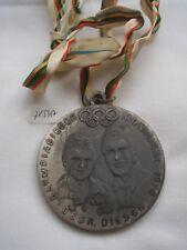 Medaille Orden Montreal 1976 Gebr. Diesch Olympiasieger Friedrichshafen 1978