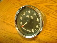 NOS Harley Tachometer 1970-1973 XLCH Sportster,Super-Glide FX FXE OEM # 92051-70