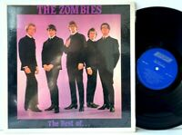 The Zombies Best of the [in-shrink] London Vintage Vinyl LP Record Album Canada