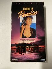 Trouble in Paradise (VHS, 1992)