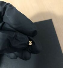 Piercing Authentic New Bvla Gold 18kt Dog