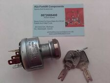XX  HYSTER  / YALE IGNITION SWITCH  . FREE  NEXT WORKING DAY DELIVERY UK ....