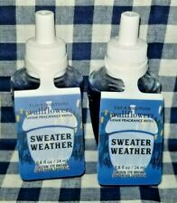 2-Pack Sweater Weather Sealed Wallflower Refill Bulb Bath & Body Works