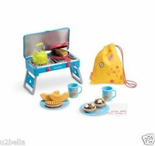 American Girl Doll Camp Treats Set - Stove for tent TRULY ME NEW