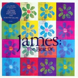 James - The Best of      *** LIKE NEW CD ***
