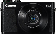 Canon - PowerShot G9 X 20.2-Megapixel Digital Camera - Black