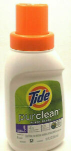 1 TIDE PURCLEAN PLANT BASED LAUNDRY DETERGENT TRAVEL SIZE 10 OZ NEW