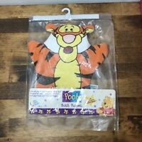Vintage 1998 Tigger Winnie The Pooh Bath Puppet Disney New Sealed Toy