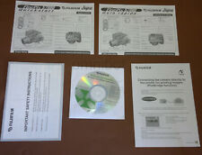 Original FujiFilm FinePix S7000 Digital Camera Software Cd-Rom w/ Startup Guide